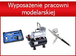 Wyposażenie pracowni modelarskiej